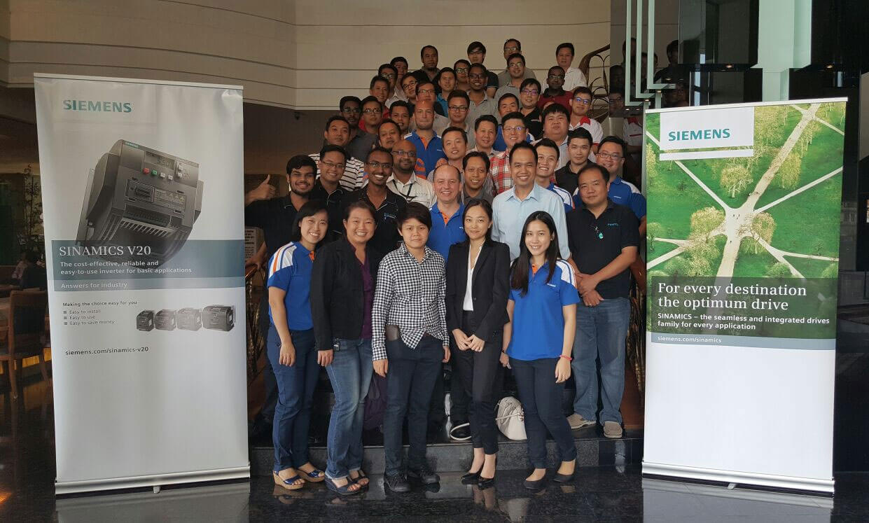 SIEMENS GMC ASIAN HANDS ON WORKSHOP 2016